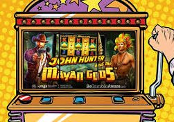 Game Slot Online John Hunter And The Mayan Gods Resmi
