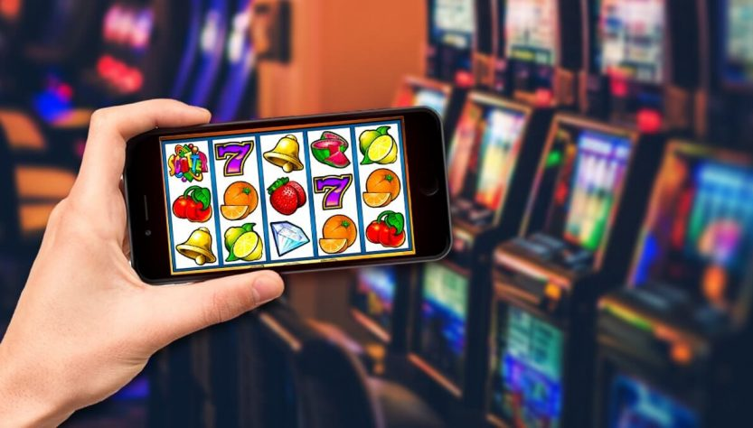 Evolusi Mesin Slot Online